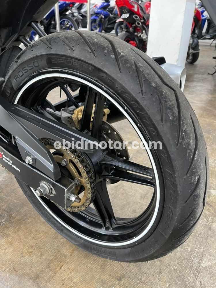 2016 Yamaha FZ 150 i Terpakai Untuk Jualan